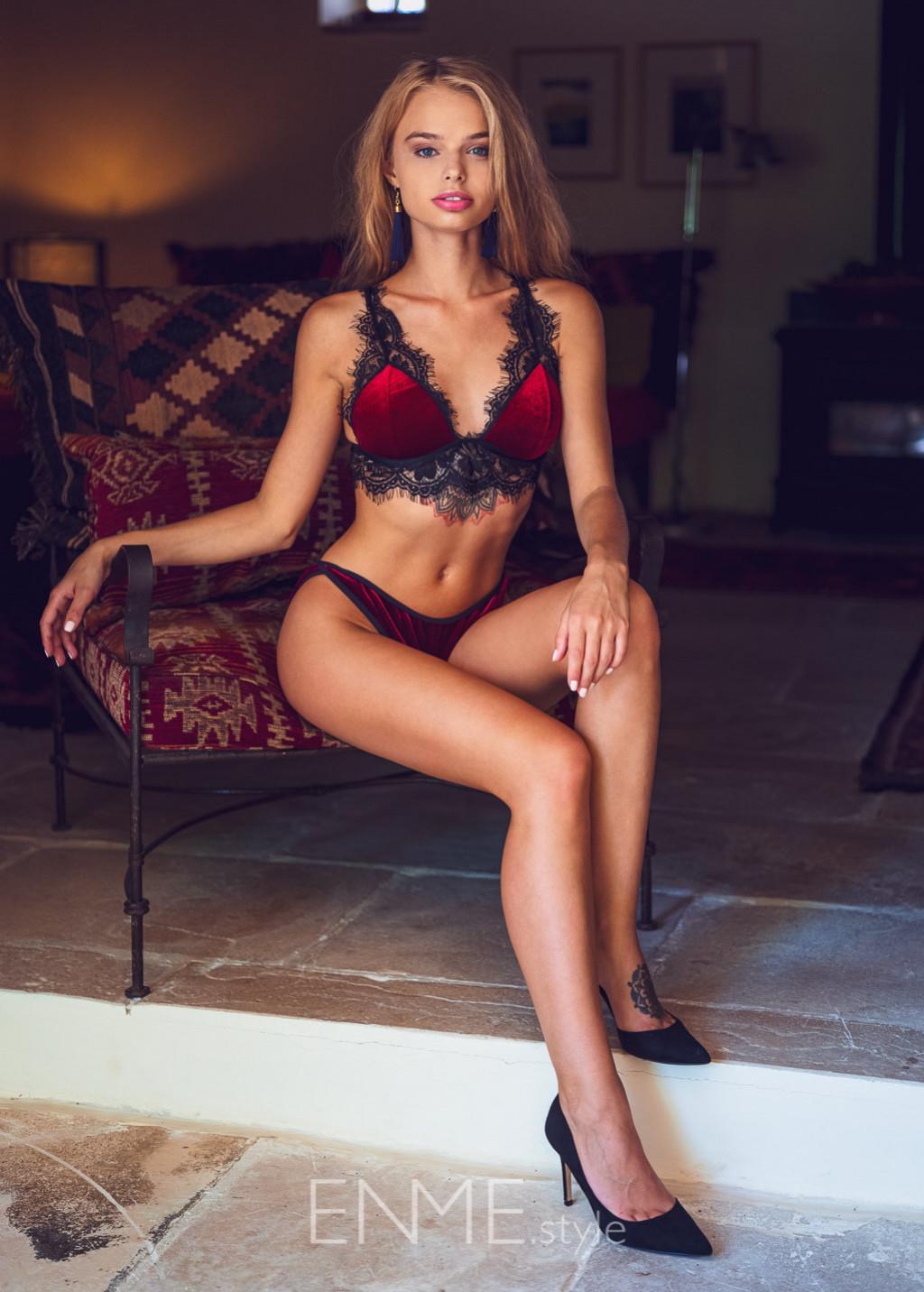 Burgundy Velvet Lace Bralette And Bikini